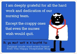 National Nurses Week Meme - nurses week celebration poster and funny e card humor