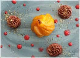 le curcuma en cuisine mousse au chocolat et poires au curcuma ma cuisine royale