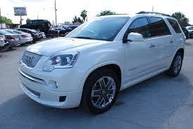 2012 gmc acadia denali brownsville tx english motors