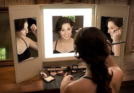 Professional Makeup Artist Lighting The Makeup Light Vs Glamcor U2014 Glossible