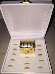 arras de oro arras matrimoniales oro 22k máximiliano originales no lamina