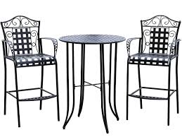 Patio Bistro Sets On Sale by Top 10 Best Wrought Iron Patio Furniture Sets U0026 Pieces Heavy Com