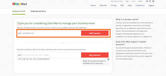 Set Up Business Email by Mailerlite How To Create A Free Custom Email With Zoho