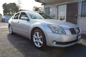 Nissan Maxima 2005 Interior Used 2005 Nissan Maxima For Sale Pricing U0026 Features Edmunds