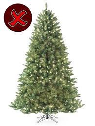 best artificial christmas trees world s best led artificial christmas trees