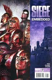 siege macdonald siege embedded vol 1 1 marvel database fandom powered by wikia