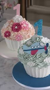 Easy Giant Cupcake Decorating Ideas Best 25 Cupcake Smash Cakes Ideas On Pinterest Cake Smash