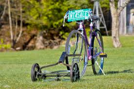 wacky lawn mowers save energy u2014 yours and the planet u0027s