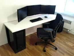L Shaped Desk Gaming Office Desk Desk Office Depot Elegant L Shaped Home Lap Desk