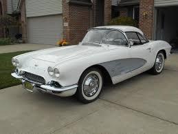 used corvettes for sale in michigan 1961 chevrolet corvette 283 270hp 4speed for sale in flushing mi