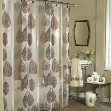 Trendy Shower Curtains Bathroom Ideas Bathroom Curtains With Trendy Bathroom Curtains