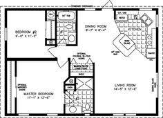 Home Plan Design 600 Sq Ft 600 Square Foot House Plans Home Plans And Designs Home Designs