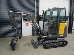 used volvo ec 20 d mini excavators u003c 7t mini diggers for sale