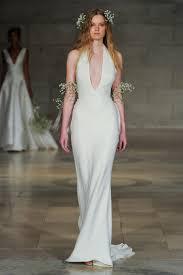 reem acra bridal u0026 wedding dress collection fall 2018 brides