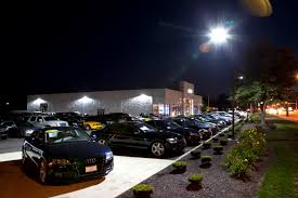 auto dealer trades in lighting for 400 000 in energy