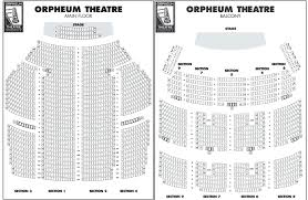 theater floor plan orpheum theater minneapolis seating the theater venue weddingre