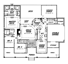 southern home floor plans valley southern home plan 060d 0049 house plans and more