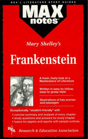 frankenstein maxnotes literature guides ebook by kevin kelly
