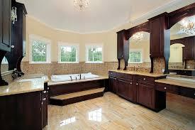 Bathrooms With Mirrors by Comfortable 6 Bathroom With Half Wall Tiles On Half Bathroom Tile
