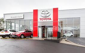 toyota car showroom toyota car dealers find your local arnold clark dealer