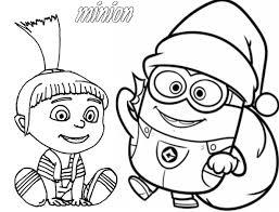 224 dessins de coloriage les minions à imprimer