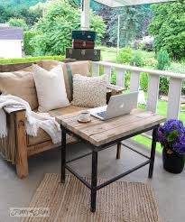 2x4 Outdoor Furniture by An Instant Solid Wood 2x4 Tabletop That Lured Me Away From My