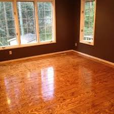 Cheapest Flooring Options Diy Cheap Farmhouse Plywood Flooring For A Little Over 100 In 7