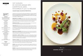 livre de cuisine grand chef le grand cours de cuisine ferrandi