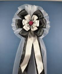 Wedding Pew Bows High Quality Wedding Pew Bow Genuine Satin Fabric And Other