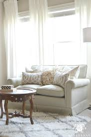 living room curtain panels the favorite white budget friendly curtains