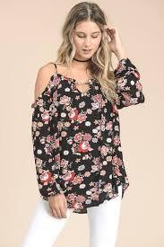 keyhole blouse flower keyhole blouse finn