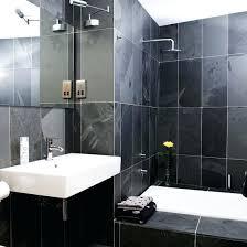 black bathroom tile ideas gray and black bathroom bathroom grey black and white bathroom