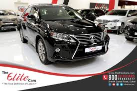 lexus sedan dubai lexus rx350 2013 the elite cars for brand new and pre owned
