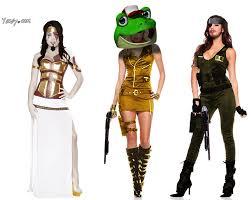 Video Game Halloween Costumes Kotaku U0027shop Contest Video Game Halloween 2 0 Winners