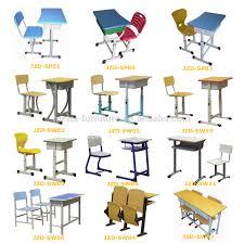 Kids Study Desk by 2016 Top Sales Furniture Standard Size Adjustable Student