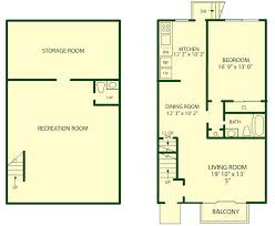 basement apartment floor plans home interior homfort info