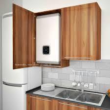 chauffe eau de cuisine charming comment cacher une chaudiere dans une cuisine cuisone