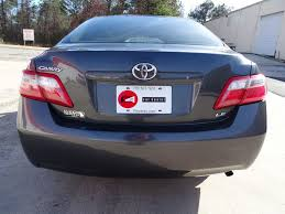 toyota camry trunk 2009 used toyota camry 4dr sedan i4 automatic le at one and only
