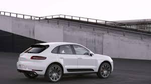 Porsche Macan Specs - porsche macan turbo s exterior specs rear view youtube