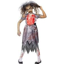 buy zombie bride teen costume 13 14 years from our all fancy
