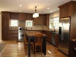 butcher block kitchen island table future kitchen island with power for mini fridges and slide out