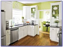 Yellow Kitchen Paint Schemes Yellow Kitchen Paint Colors With White Cabinets Painting Home