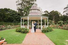 Wollongong Botanic Gardens Beautiful Wollongong Wedding Photographer Panorama House