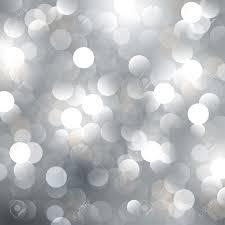 silver lights lights decoration