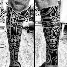 14 best leg tattoos images on polynesian tattoos tribal