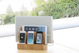 diy charging station handmade for your gadgets