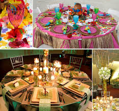 tropical themed wedding tropical themed wedding reception ideas tropical decorations on