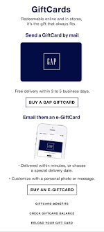 buy e gift card gift services gap