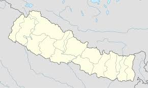 Map Of Nepal And China by Hetauda Wikipedia
