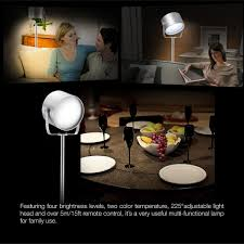 oxyled led floor lamps led floor light dimmable lamp with remote